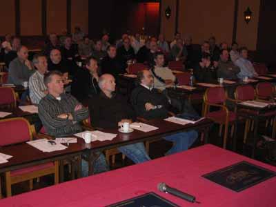 Fagsamling om tryggleik og sårbarheit i vassforsyninga, 4. - 5. mars på Sunnfjord Hotel, Førde